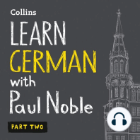 Learn German with Paul Noble: Part Two: German Made Easy