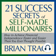 The 21 Success Secrets of Self-Made Millionaires
