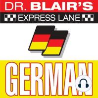 Dr. Blair's Express Lane