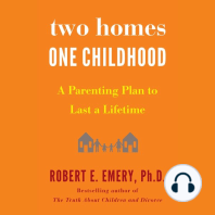 Two Homes, One Childhood