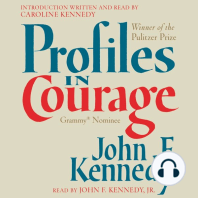Profiles in Courage