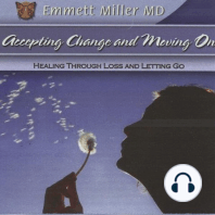 Accepting Change and Moving On