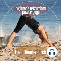Beginner's Instructional Power Yoga