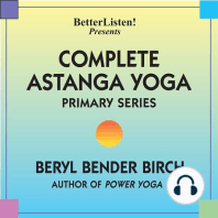 Complete Astanga Yoga Primary Series: As taught to her by Norman Allen and Sri K. P. Jois