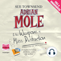 Adrian Mole and the Weapons of Mass Destruction