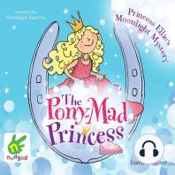 Princess Ellie's Moonlight Mystery