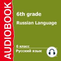 6 класс. Русский язык.