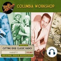 Columbia Workshop, Volume 1