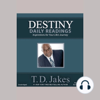 Destiny Daily Readings