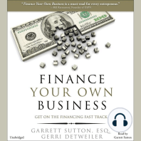 Finance Your Own Business