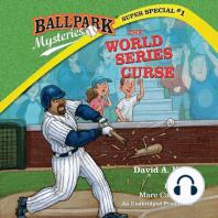 The World Series Curse