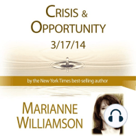 Crisis & Opportunity