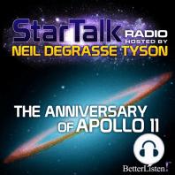 The Anniversary of Apollo 11