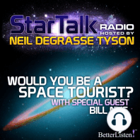 Would You Be a Space Tourist?