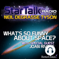 What's So Funny About Space?