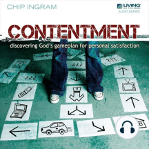 Contentment: Discovering God's Game Plan for Personal Satisfaction