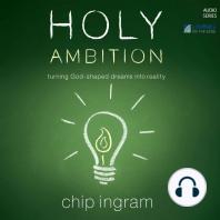 Holy Ambition