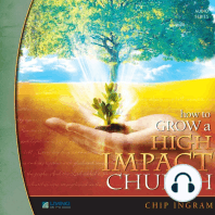 How to Grow a High Impact Church