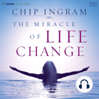 The Miracle of Life Change