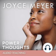 Power Thoughts: How to Renew Your Mind With God's Word