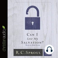 Can I Lose My Salvation?