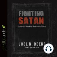 Fighting Satan