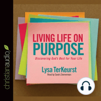 Living Life on Purpose