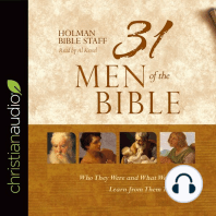 31 Men of the Bible
