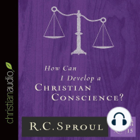 How Can I Develop a Christian Conscience?