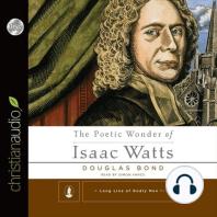 The Poetic Wonder of Isaac Watts