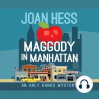 Maggody in Manhattan