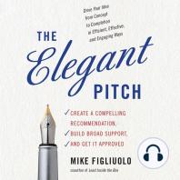 The Elegant Pitch