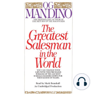 The Greatest Salesman in the World