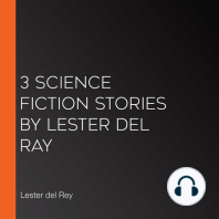 3 Science Fiction Stories by Lester del Ray