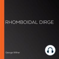 Rhomboidal Dirge