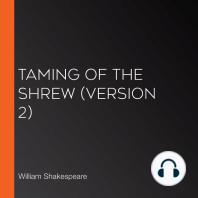 Taming of the Shrew (version 2)