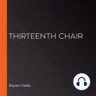 Thirteenth Chair
