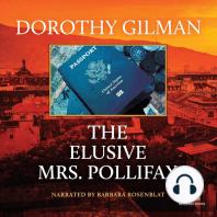 The Elusive Mrs. Pollifax