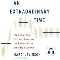 An Extraordinary Time