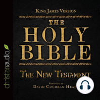 Holy Bible in Audio, The - King James Version