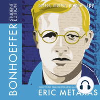 Bonhoeffer (Student Edition)