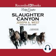 Slaughter Canyon