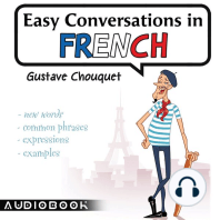 Easy Conversations in French