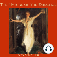 The Nature of the Evidence