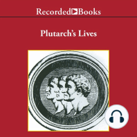 Plutarch's Lives—Excerpts