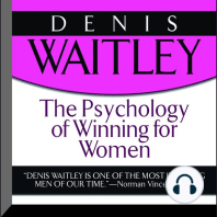 The Psychology of Winning for Women