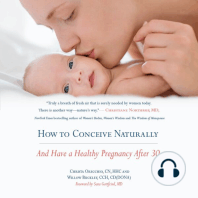 How to Conceive Naturally