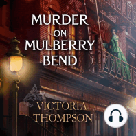 Murder on Mulberry Bend