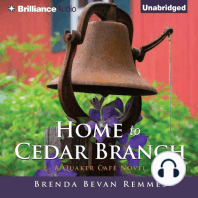 Home to Cedar Branch