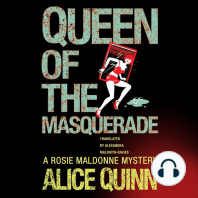 Queen of the Masquerade